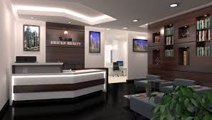 modern office reception strong u0026 simple modern approach