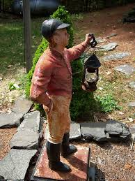 country chic the lawn jockey