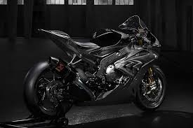 bmw hp4 black bmw hp4 race motorcycle hiconsumption