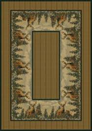 Rustic Cabin Lodge Area Rugs Screech Owl Area Rug Collection Rugs And Owl