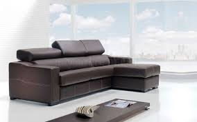 Sleeper Sofas With Chaise Sectional Sofa Contemporary Leather Sectional Sofa Chaise Lounge