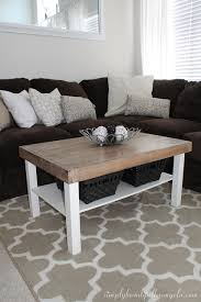 lack end table hack simply beautiful by angela ikea table makeover take two