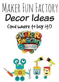 fun decor ideas maker fun factory vbs decor ideas southern made simple