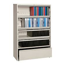 5 Drawer Lateral File Cabinets Workpro 5 Drawer Roll Out Shelf Lateral File Cabinet 68 58 H X 42
