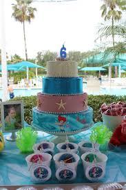 disney princess ariel birthday party ideas photo 8 of 19 catch