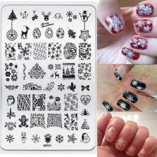 best christmas nails sandra downie