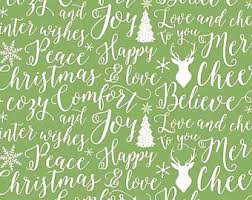 Words Of Comfort At Christmas Christmas Words Etsy