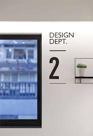 bail bureaux mod鑞e 14 best signage images on letter board environmental
