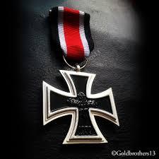 german iron cross 2nd class 1939 ww2 antique medal armed