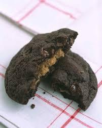 chocolate cookie recipes martha stewart