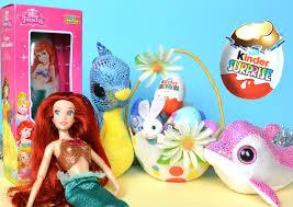 mermaid easter basket easter eggs 2017 ariel the mermaid egg