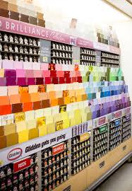 the hardest part comes next choosing a glidden paint color