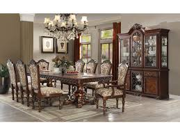 dining room discount furniture acme furniture dining room wycliff dining table 60140 simply