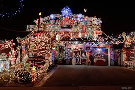 shining christmas light decorations best outdoor christmas2017
