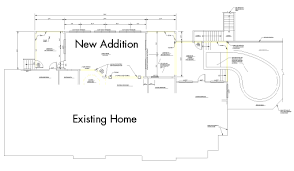 Site Plans For Houses Floor Plans For House Additions Homes Zone