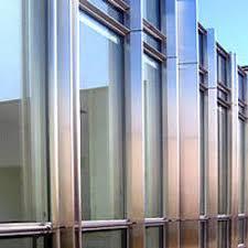 Metal Curtain Wall Curtain Walls In Vadodara Gujarat Manufacturers U0026 Suppliers Of