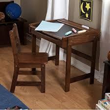 kids desk chair combo amazon com desk and chair set combo child study student kids