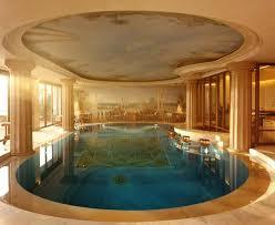 Indoor Pool Design Need A Good Indoor Pool I Like The Classical Greek Roman Style