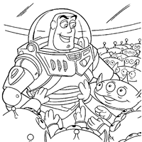 toy story alien coloring page toy story coloring pages print toy story pictures to color all