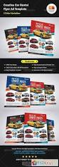 car ad template luxury car sale flyer ad design template by jbn