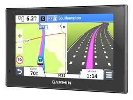Garmin Usa Maps garmin nuvi 3597lmt gps satnav uk europe maps free lifetime