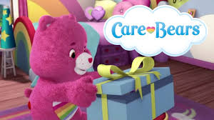 care bears caring sharing giving christmas