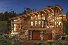 home plans modern modern log and timber frame homes and plans by precisioncraft