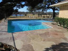 Backyard Stamped Concrete Ideas Concrete Pool Designs Ideas Home Decor Gallery