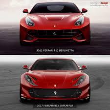 Ferrari F12 2008 - ferrari 812 superfast vs ferrari f12 berlinetta the front end