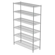 Wire Shelving Storage Storage Shelving Su 200 Wire Shelving Unit Steel Powder Coated