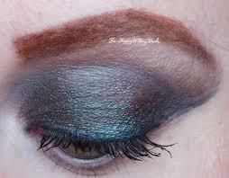 wet n wild halloween makeup look with wet n wild plaid to the bone eyeshadow palette