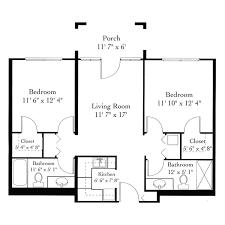 floor layout the barrington floor plans