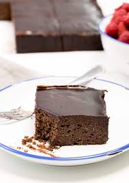 chocolate zucchini cake an easy summer recipe