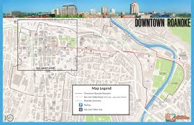Seattle Map Pdf by Downtown Map