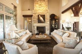 two story living room dazzling carriage light chandelier two story living room design