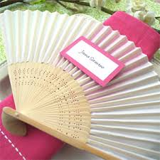 wedding favors fans white silk wedding fans asian wedding favors