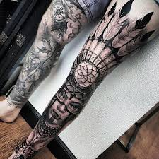 25 trending men u0027s leg tattoos ideas on pinterest man leg tattoo