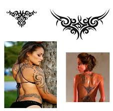 Tattoos For Middle Of Back Tribal Mid Back Com