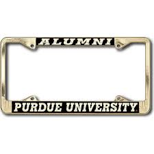 purdue alumni search purdue alumni license plate frame purdue west lafayette