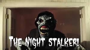 panda costume spirit halloween 60304 night stalker ani motion mask youtube