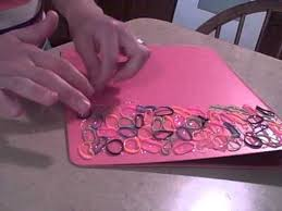 Binder Decorating Ideas How To Make Rubberband Decorated Binders Youtube