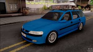 opel vectra 2000 opel for gta san andreas