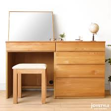 dresser with desk attached joystyle interior rakuten global market combined with alder wood