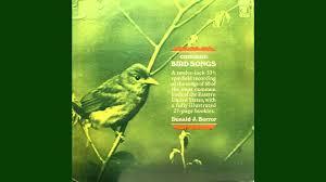 common bird songs donald j borror full album hd vinyl youtube