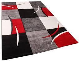 tappeto moderno rosso tappeti moderni economici homehome