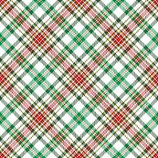 plaid christmas a plaid background pattern in christmas colors stock photo