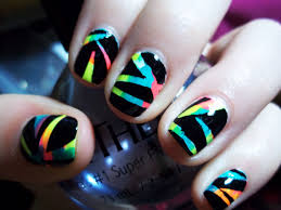 picture 5 of 5 trendy stylish nail designs to do at home 2016