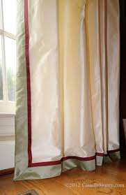 Curtain Drapes 59 Best Drapes Banded Images On Pinterest Curtains Window