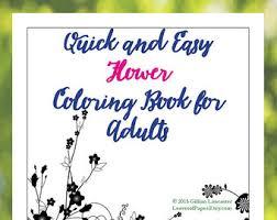 coloring book pdf etsy