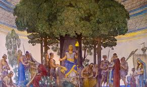 heimdallr norse god who u0027illuminates the world u0027 and guards the
